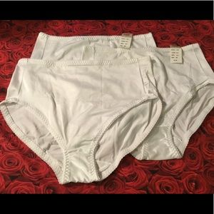 4XL 4X Cupid white shaper smoothing brief panties